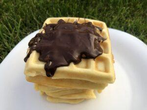 waffles la aparat la Lidl